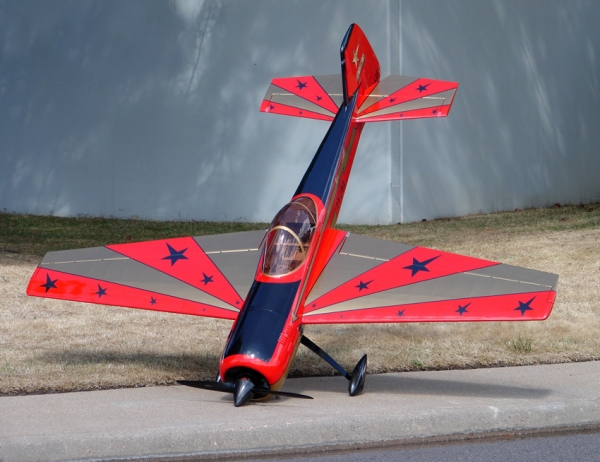Aeroworks 100cc Yak 55M