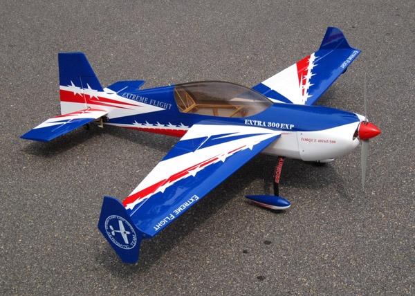 Extreme Flight Extra 300-60″ V2