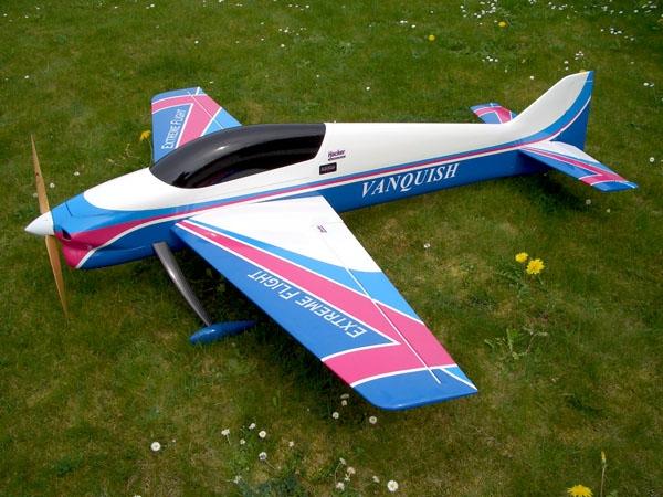 Extreme Flight Vanquish F3A