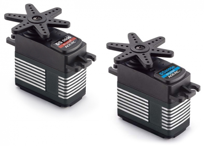 Сервоприводы Thunder Tiger DS0606 и DS0606n V2