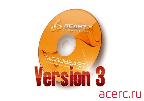 BeastX Microbeast 3