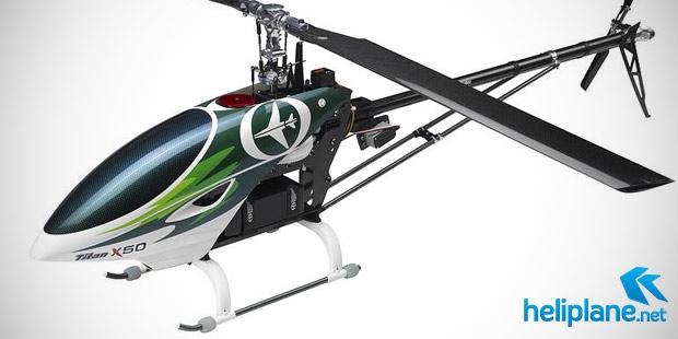 Titan X50E FBL