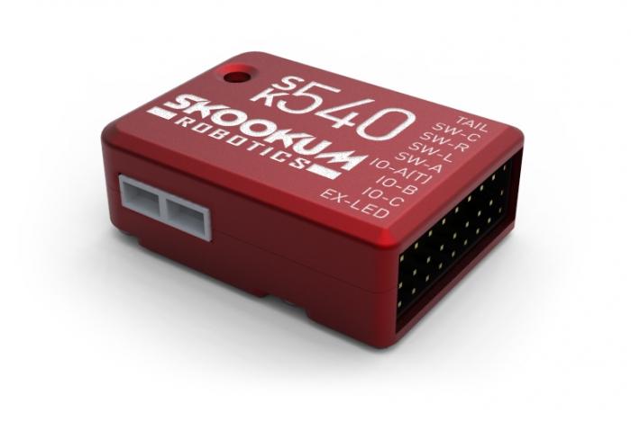 Skookum SK 540