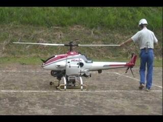 Японский вертолет