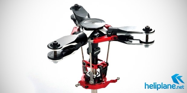 JR MB351 – Трехлопастный Ротор