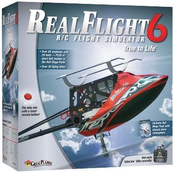 Бета Версия RealFlight 6