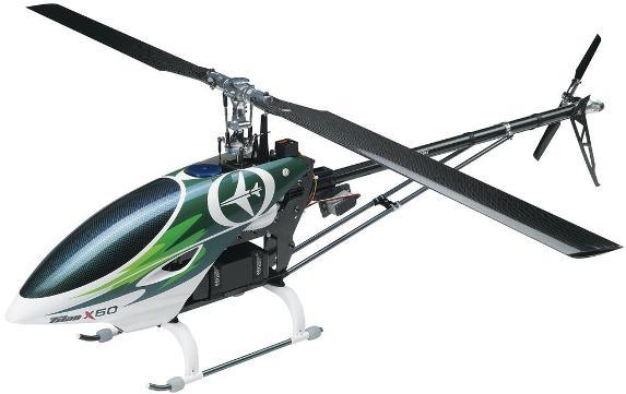 Электро вертолет Titan X50E