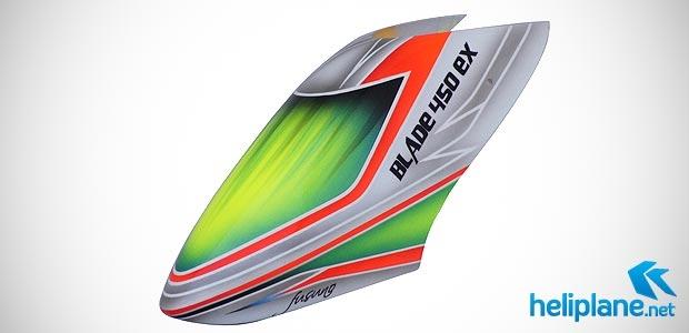 Капот Fusuno Blade 450