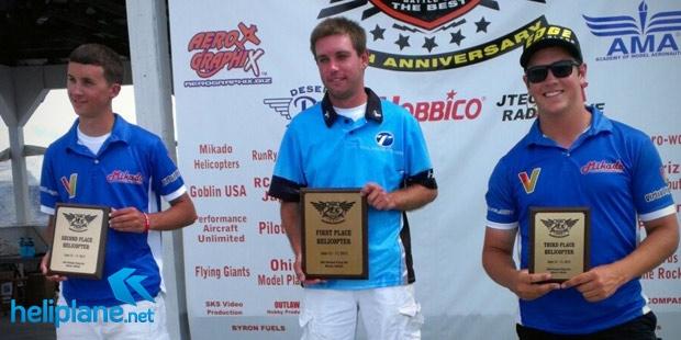 Ник Максвелл выиграл XFC 2012