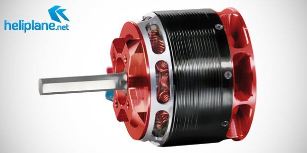 Бесколлекторные моторы серии Kontronik Pyro 800