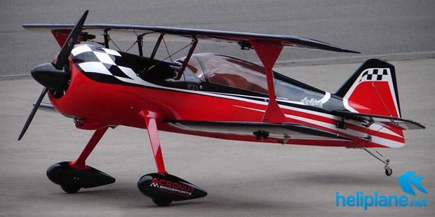 Aeroworks 50cc Checkmate ARF-QB