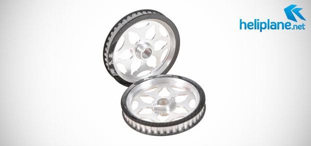 Карбоновые/алюминиевые диски Mikado Logo 500/600