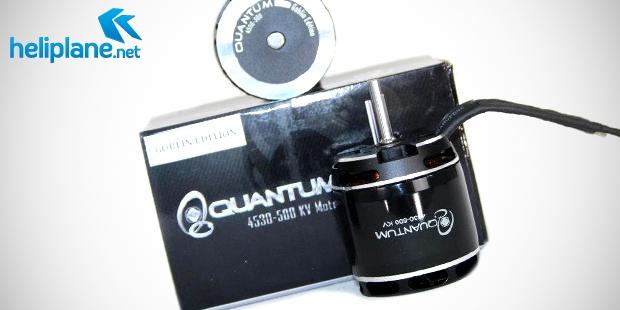 Мотор Quantum 4530-500kv Goblin edition