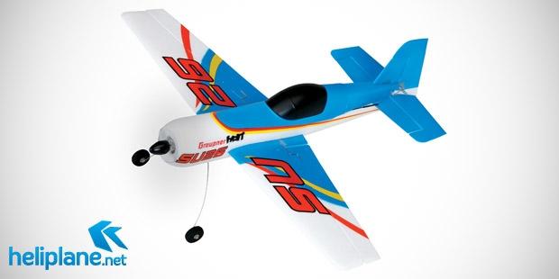 Самолеты Graupner RFH