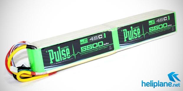 Аккумуляторы Pulse Ultra 12S LiPo