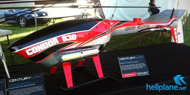 Century Radikal Condor 830