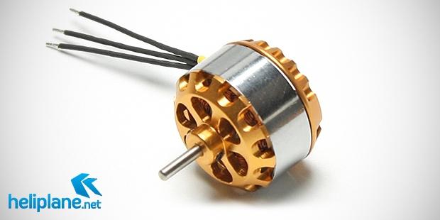 Бесколлекторный мотор Schnurzz 16G