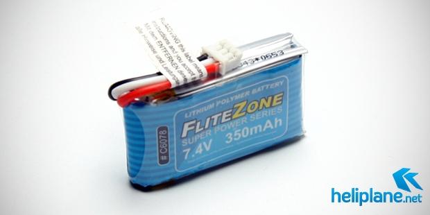 Pichler FliteZone 350mAh 2S LiPo