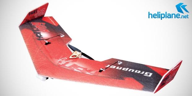 Graupner HoTT Wing