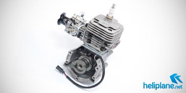 Газовый двигатель HWC G231E 3D Expert