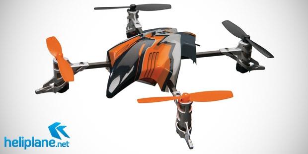 Квадкоптер Heli-Max 1SQ SLT 2.4GHz Quadcopter RTF & Tx-R