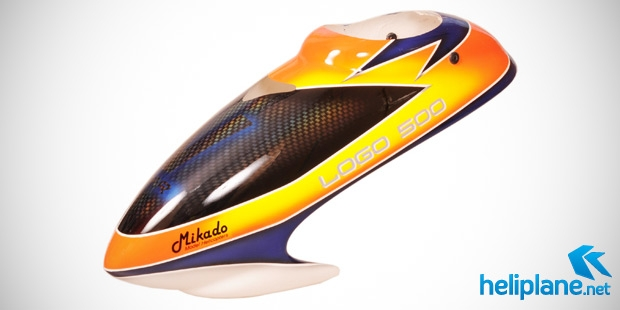 Капот Mikado Logo 500 Sunset