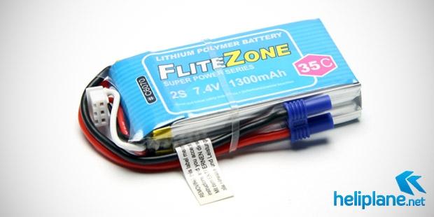 Аккумулятор Pichler FliteZone 2S 1300mAh LiPo