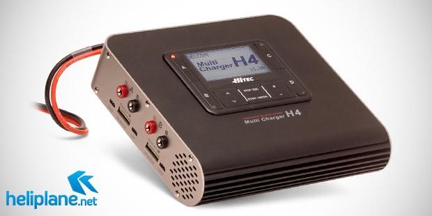Мульти зарядное устройство Hitec H4 DC/DC