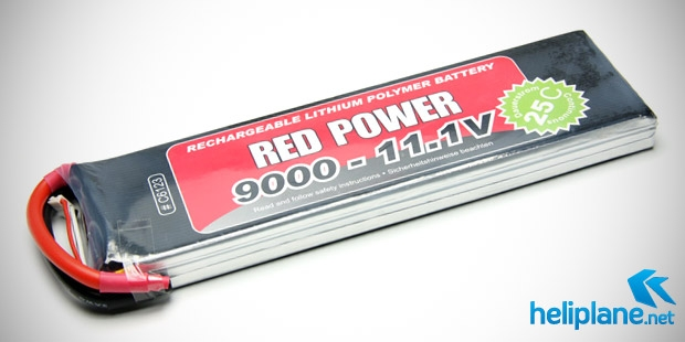 Аккумуляторы Pichler Red Power 9000mAh LiPo