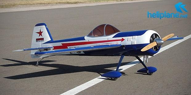 Aeroworks 50cc Yak 55M ARF-QB