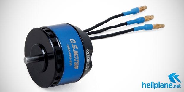 Бесколлекторные моторы O.S. 5010-810 & 3805-1200
