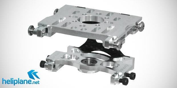 Регулируемое крепление мотора Lynx T-Rex 700E