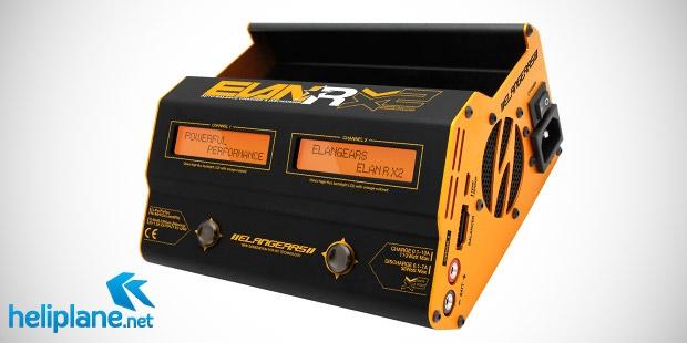 Зарядное устройство Elangears R-X2 AC/DC