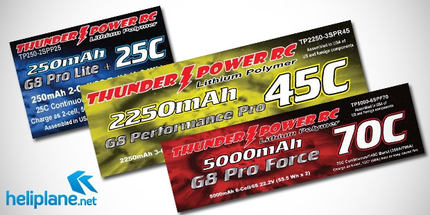 Thunder Power G8