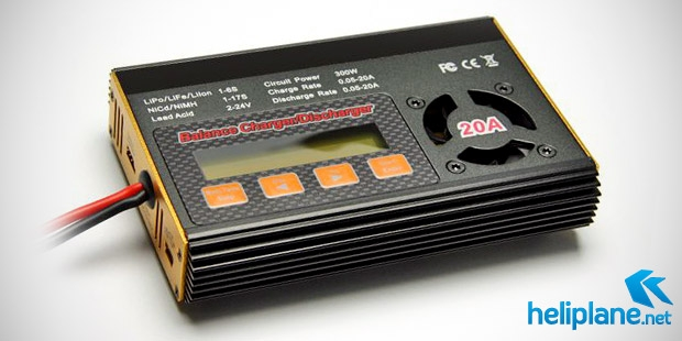 Зарядные устройства Pichler B6-300 & B10-1000 DC