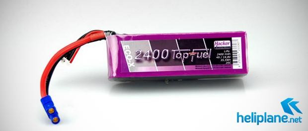 Hacker TopFuel Eco-X LiPo
