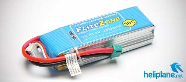 FliteZone 2200mAh 11.1V LiPo