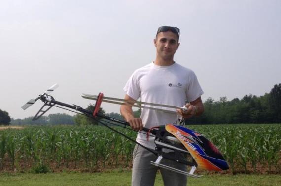 Лукас Рива присоединяется к Fast Lad Performance Team