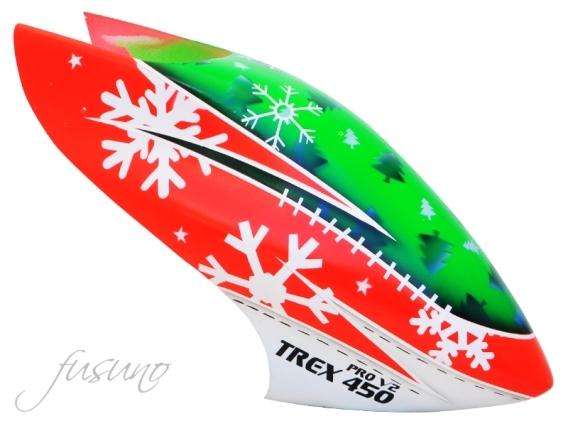 Рождественские капоты от Fusuno
