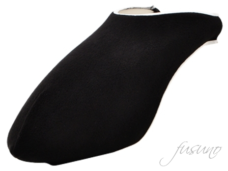 Покрывало FUP-B500XBA Blade 500X (черное) – цена $8.00