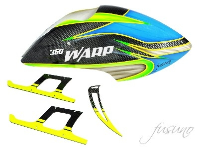 Crownie super combo Warp 360 TDR