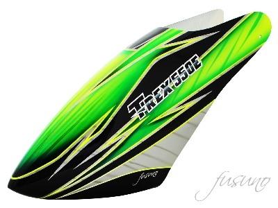 Samrock для Trex 550E