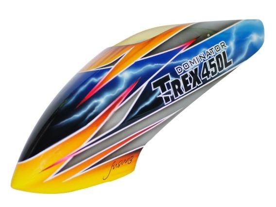 FUC-TXD4503 FUSUNO Tropic Thunder Trex 450L Dominator - $29.99