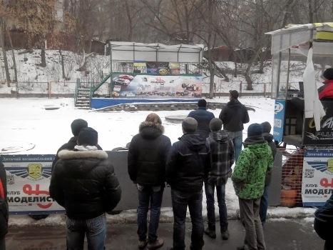 Фото с 3DX Kiev Heli Show 2014