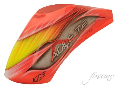 Red Cobra KDS Agile 7.2 - 70.0$