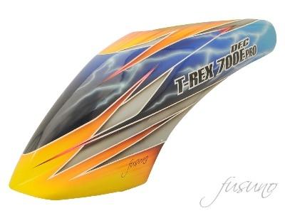 Tropic Thunder Trex 700E Pro DFC - 80.0$