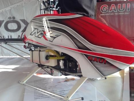 Прототип Gaui NX4 Gasser