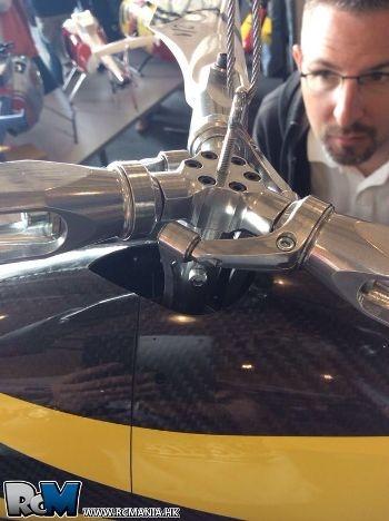 Новый TDS Speed Demon от Henseleit Helicopters