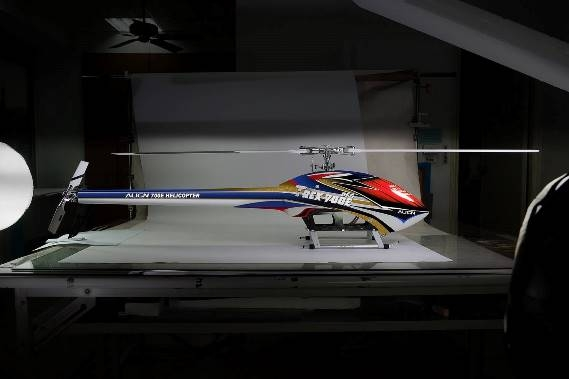 Новые капоты для T-REX 450-700E от Align RC