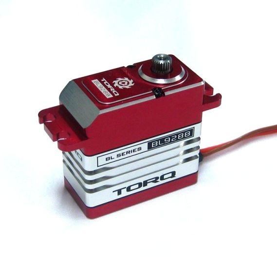 Новые сервоприводы TORQ